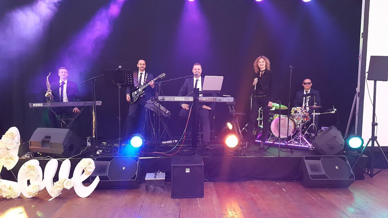 Krakowski zespół muzyczny Popularni